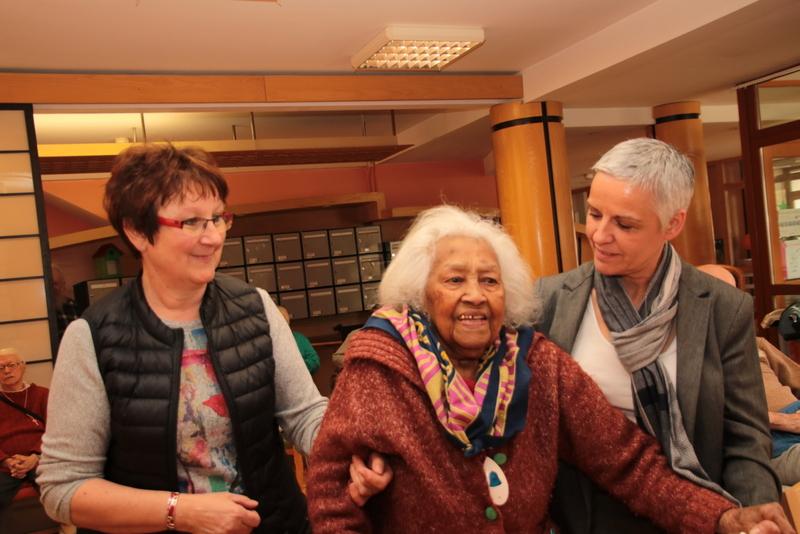 100 ans pour Mme Rita Le d'LUZ
