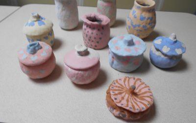 La poterie séduit les résidents